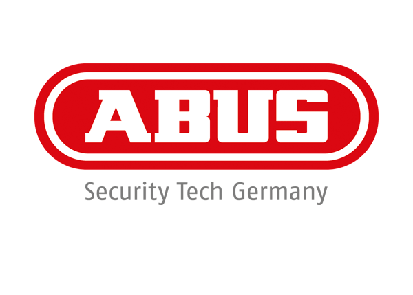 Das Logo von ABUS Security Tech Germany
