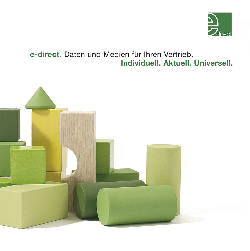 Das Cover des E-Direct Imagefolders
