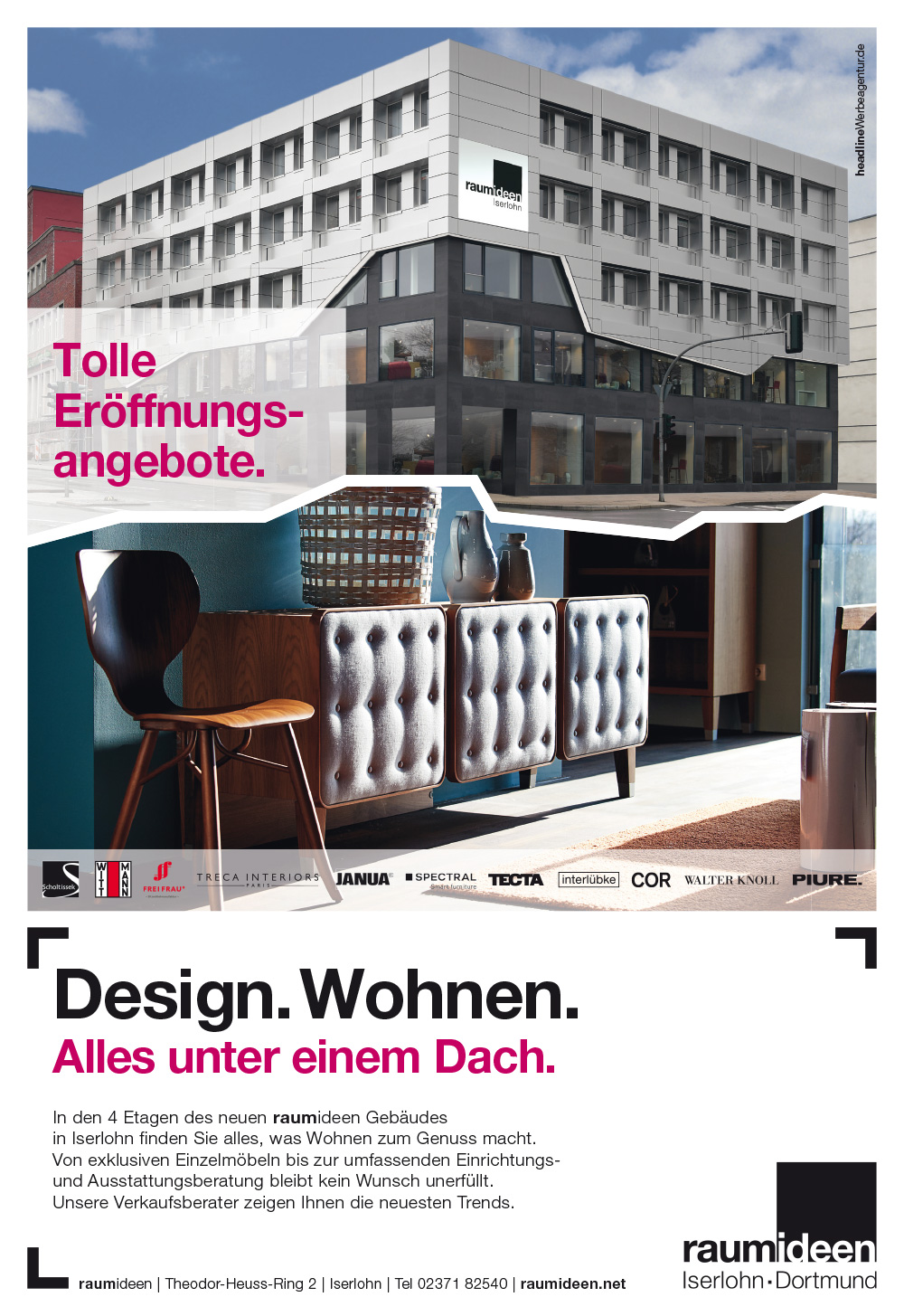 Raum Ideen raumideen change marketing kagne headline werbeagentur iserlohn