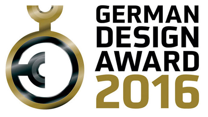 Das Logo des German Design Awards